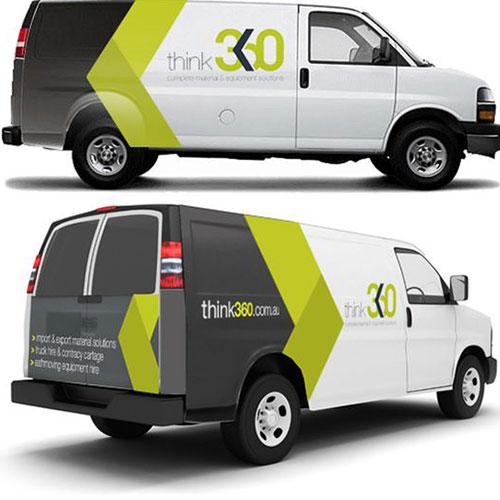 Vehicle Graphics Laois
